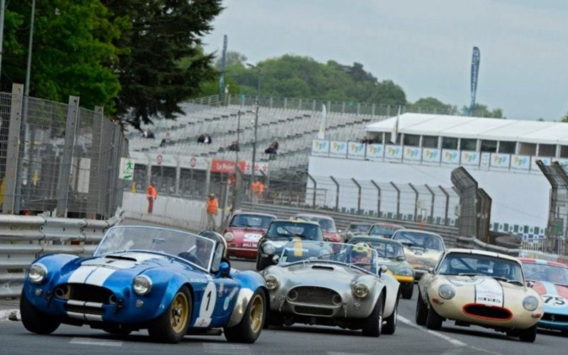 Historic Grand Prix Cars