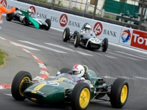 Historic Cars Grand Prix
