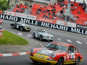 Historic cars open