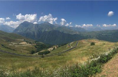 Views from Peyragude