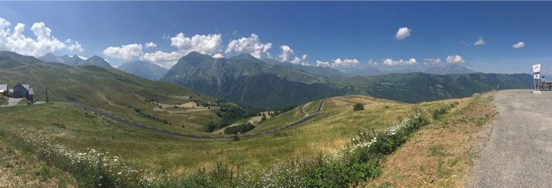 Views from Peyragude